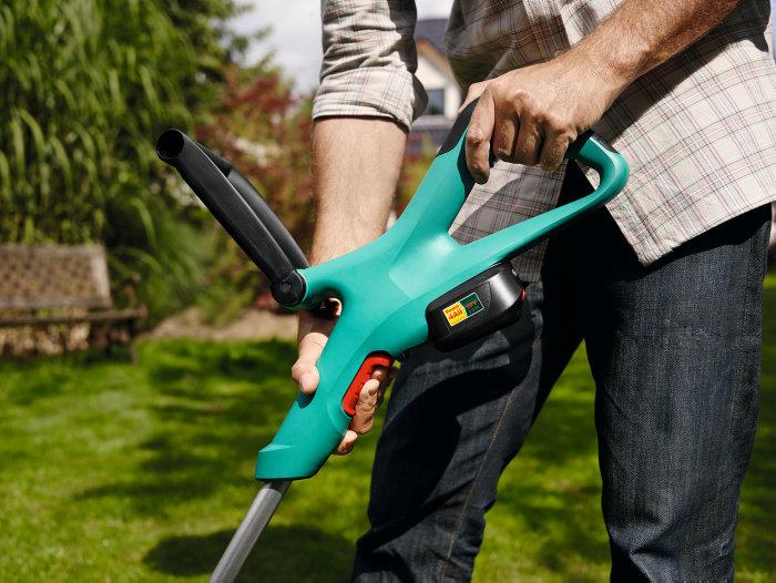 Ubrugte Bosch akku græstrimmer 18V 18-260 | jem & fix FJ-58