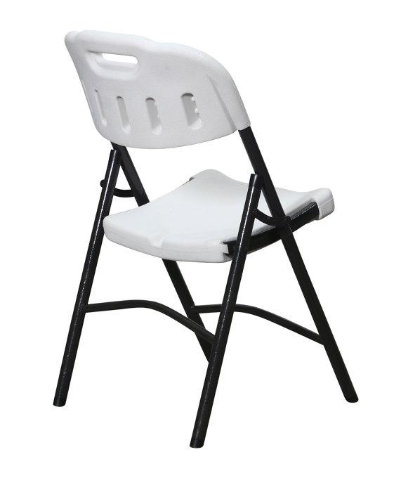 Fantastisk Klapstol til haven - sort/hvid | jem & fix HG48