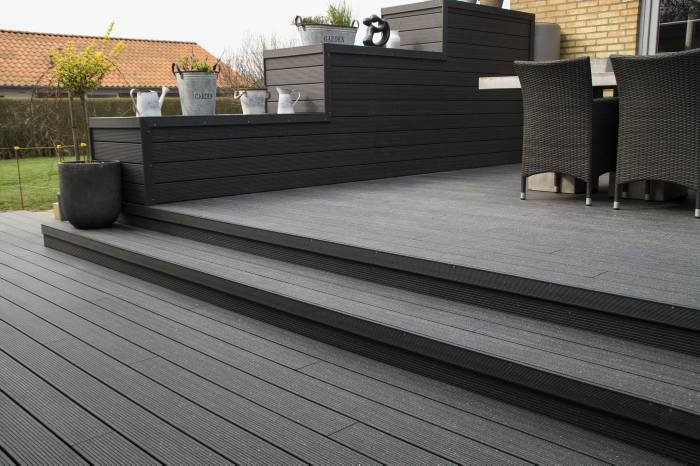 Flot UPM ProFi Patio komposit terrassebrædder ND-58