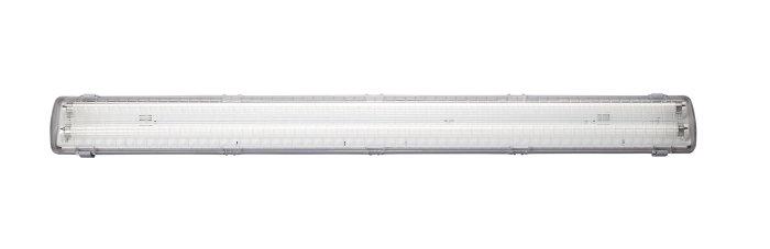 Fremragende Industriarmatur inkl. 2 x 36W lysstofrør   jem & fix MA14
