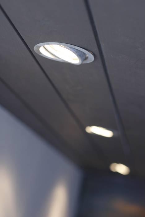 Unik Nordlux Tip indbygningsspot - galvaniseret stål | jem & fix GP08