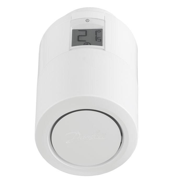 Digital termostat krog op