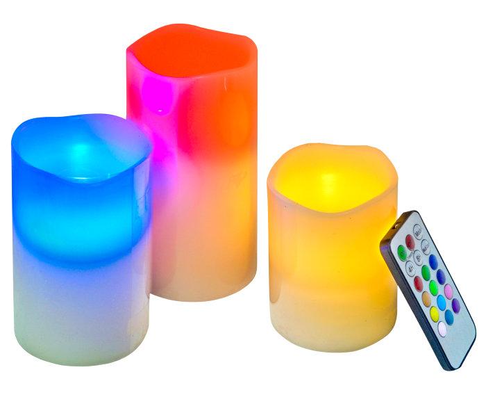 Attraktiva Billiga blockljus LED med timer - jem & fix IO-33