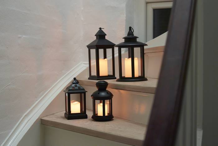 Berömda Billig ljuslykta LED med timer - jem & fix YP-67