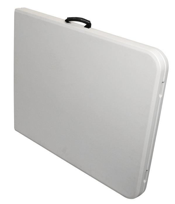 Nykomna Hopfällbart bord i vitt till billigt pris - jem & fix HI-79
