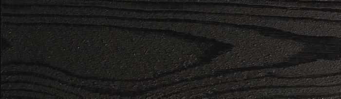 svart färg till trä