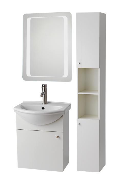 Nya Billigt badrumsskåp 50cm - jem & fix FG-65