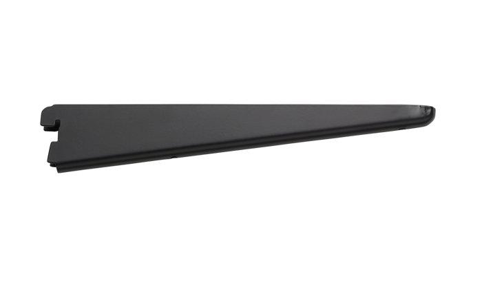 Hyldeknægt t/rack system 27 cm. SORT