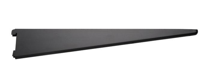 Hyldeknægt t/rack system 47 cm. SORT