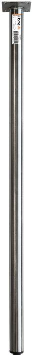 Bordben Ø30 mm x 70 cm stål