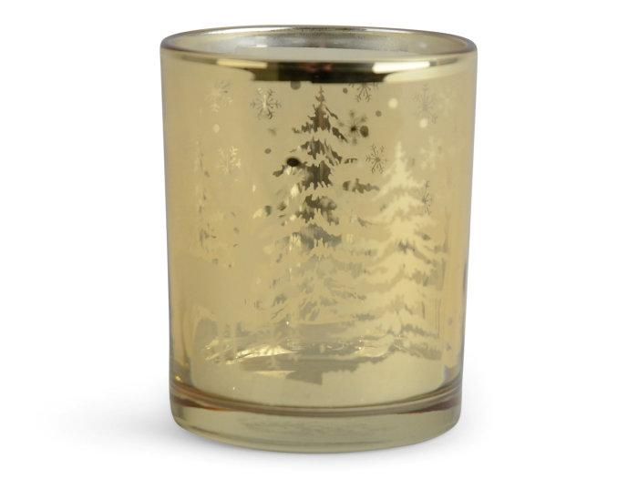 Ljuskopp Skimmer guld 7,5 cm
