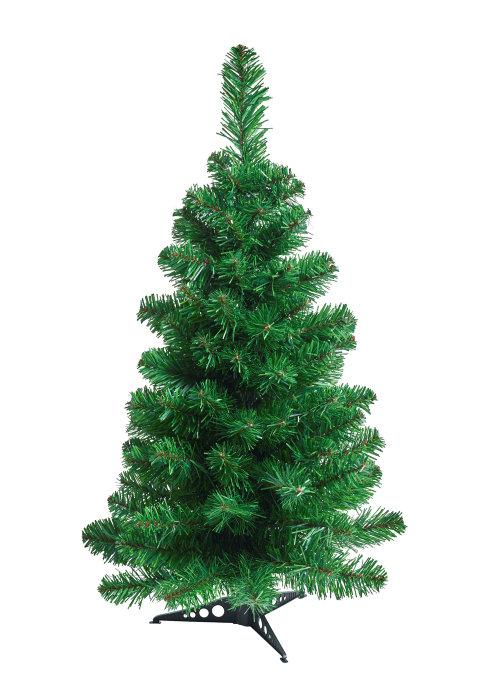 Frisk frugt Juletræ i plastik - 90 cm - luksus | jem & fix DI26
