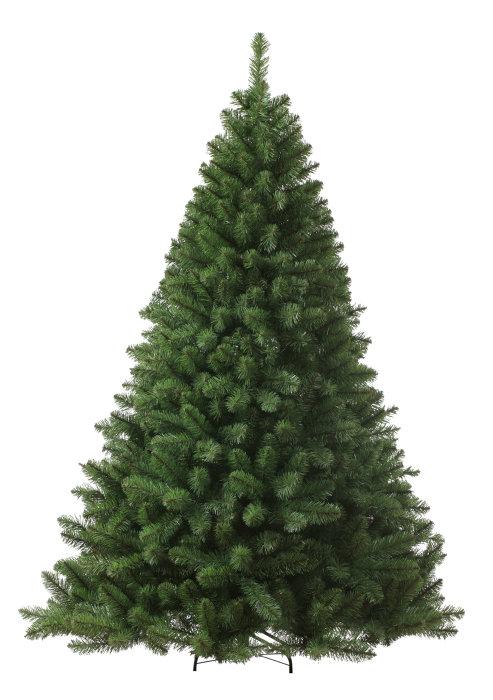 Luksus juletræ 210 cm