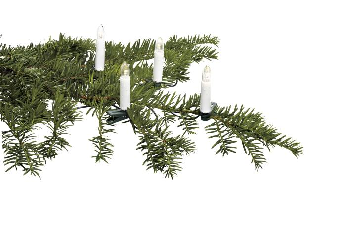 Julgransbelysning 30 LED ljus inne