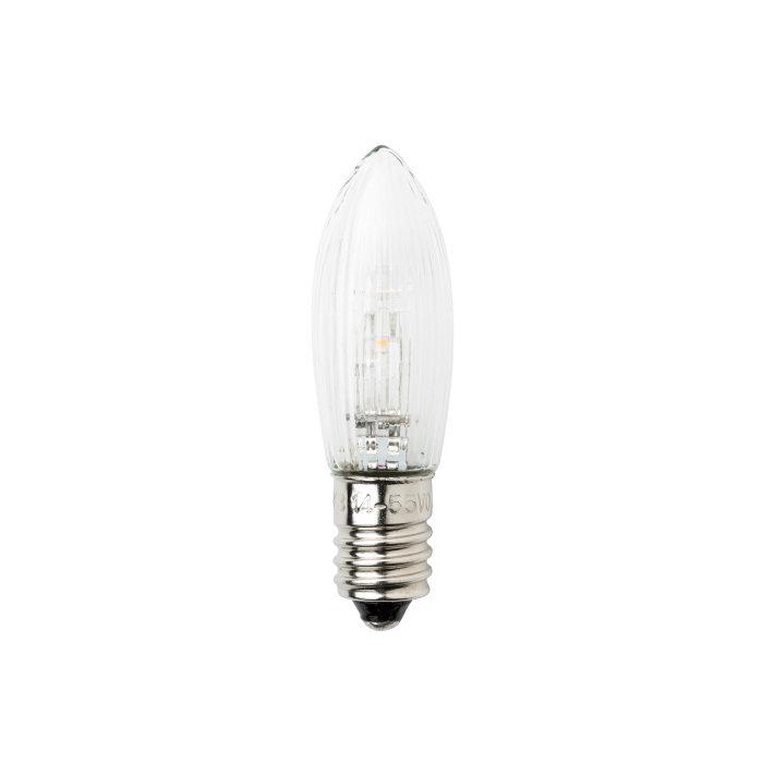 Reservlampa E10 LED