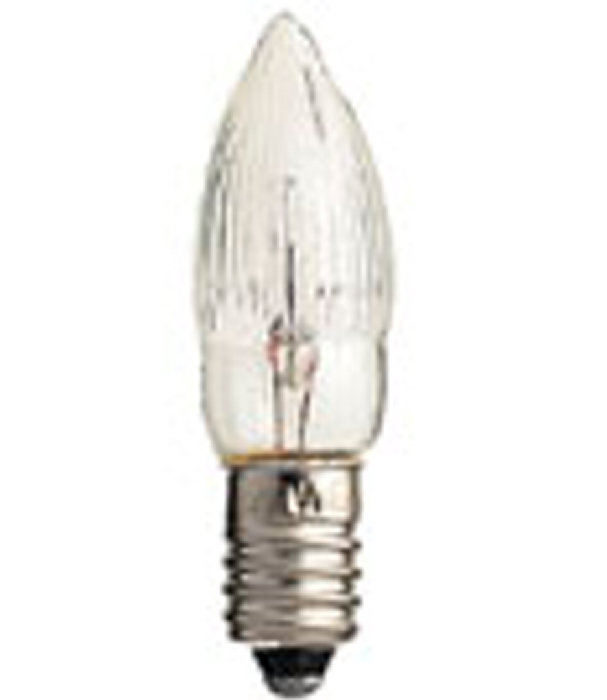 Reservlampa E10 3W 12V