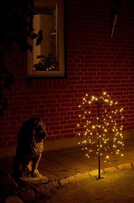 Dekorationsträd LED 100 cm