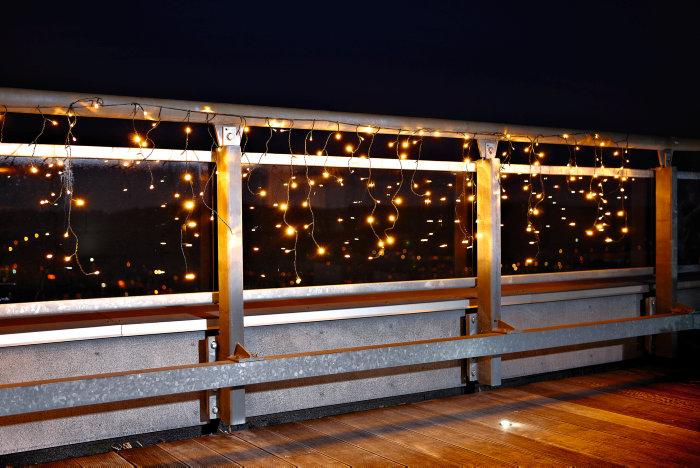 Ljusslinga Istappsslinga 400 LED