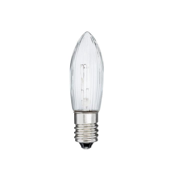 Reservlampa E10 3W 55V