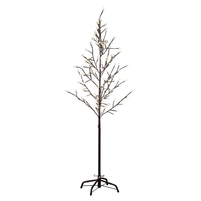 Dekorationsträd LED 150 cm