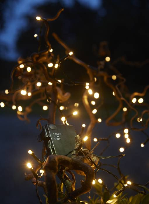 Ljusslinga 40 LED batteridriven