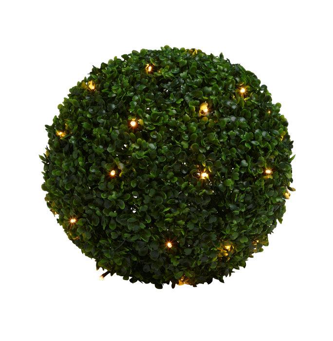 Buksbum med 40 LED - Ø36 cm