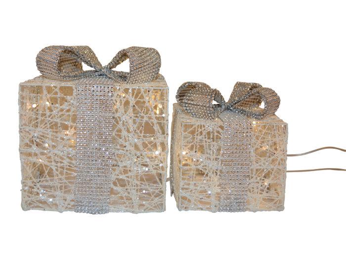 Julbelysning paket 3-pack