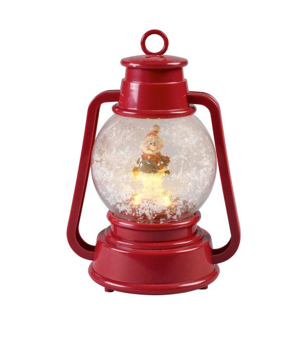 7be6ded3af0 Lanterne rund med sne og musik | jem & fix