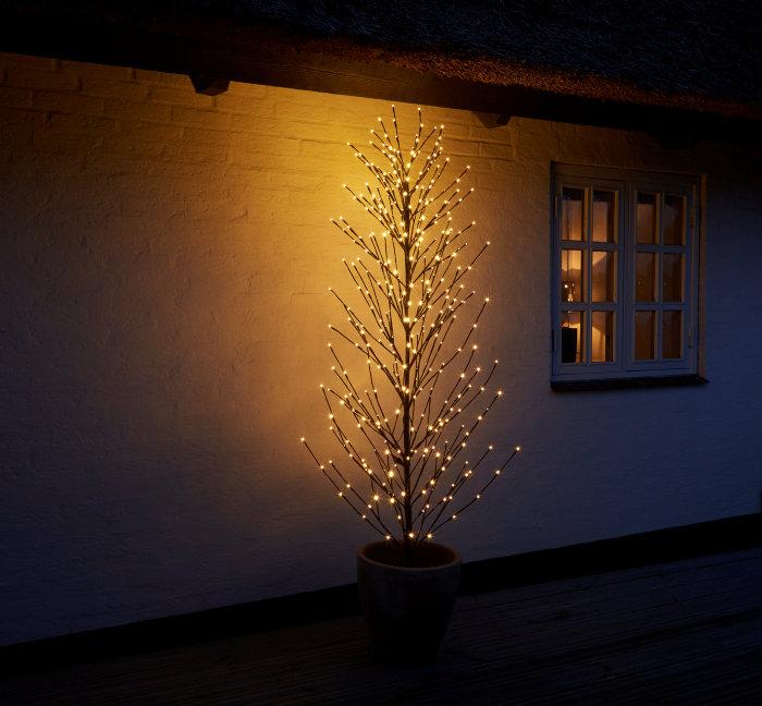 Dekorationsträd 200 cm