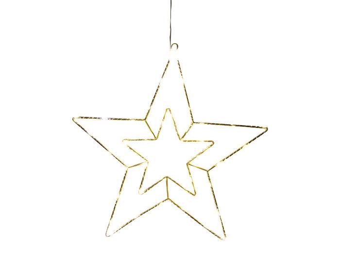 Adventsstjärna Guld