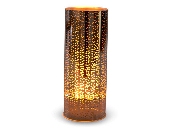 Ljuskupa Flammande