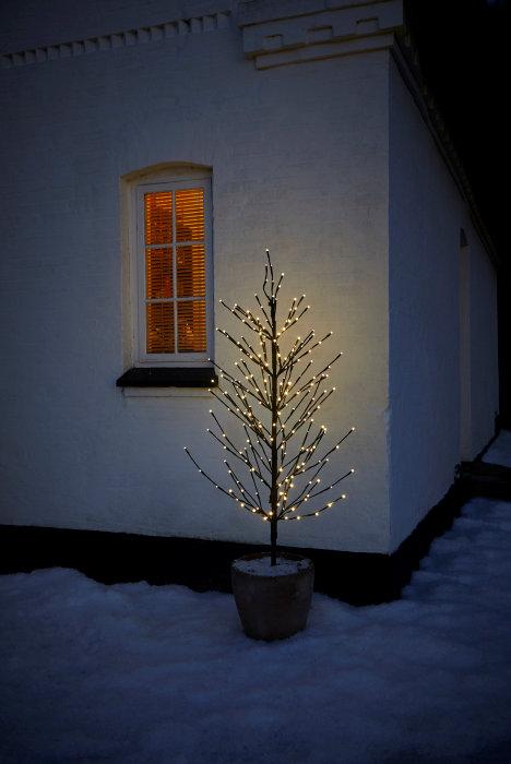 Træ 240 LED 150 cm - PRO julebelysning