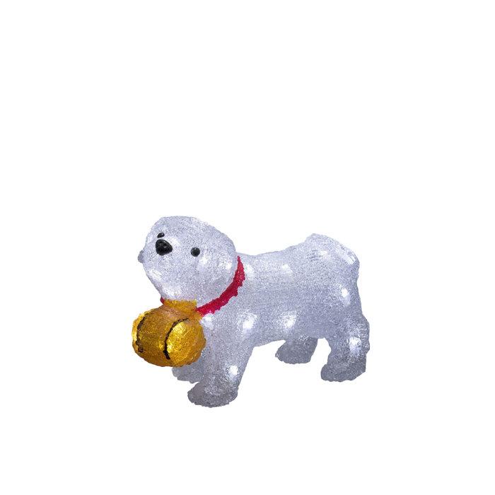 Hund Akryl