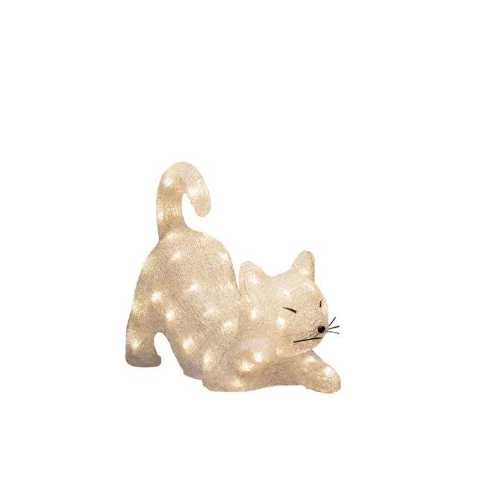 Liggande Katt LED