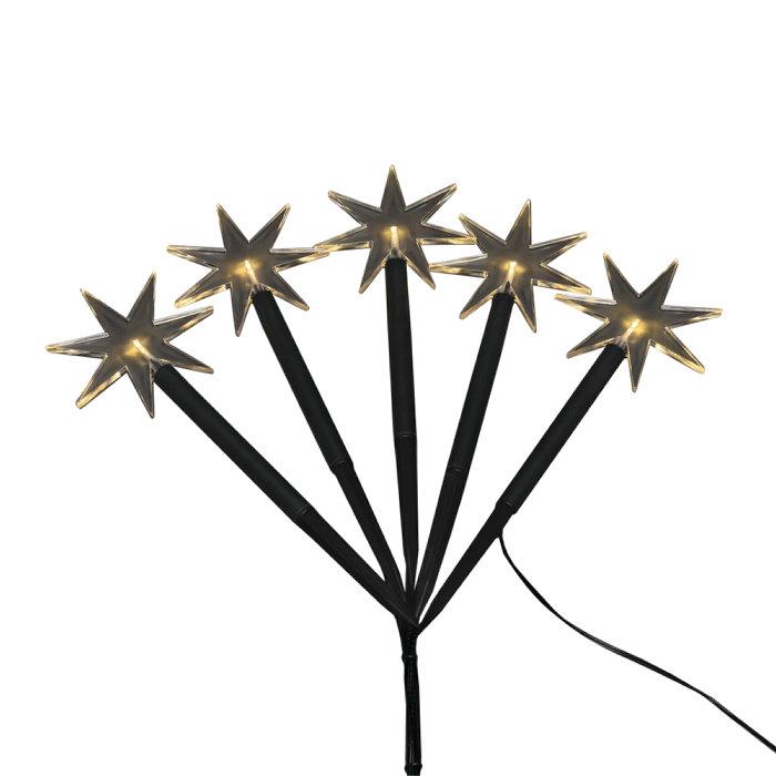 Ljusslinga Stjärnor LED