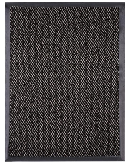 Dørmatte støv-grå 60x80 cm