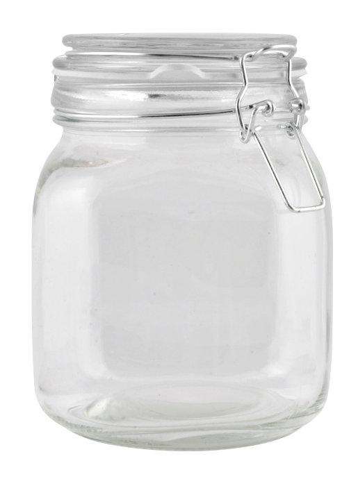 Henkogningsglas 1 liter