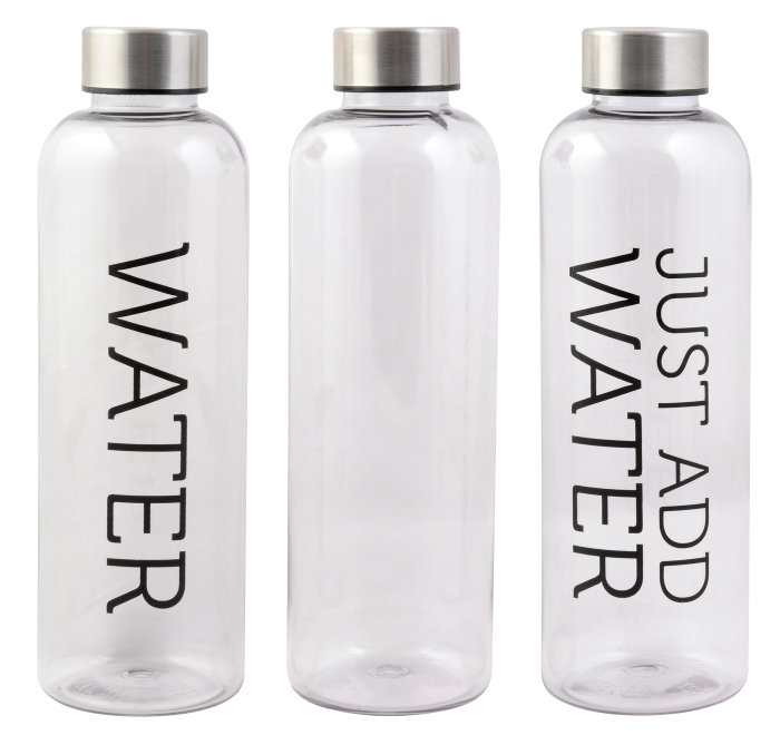 Vattenflaska 750 ml