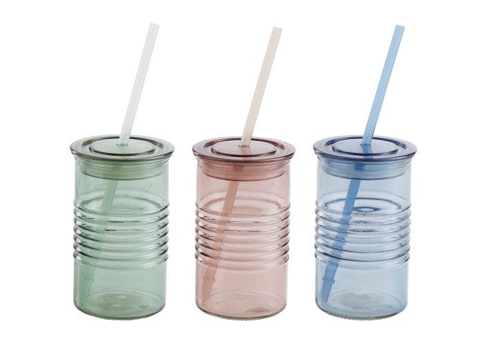 Drikkeglas med låg 0,45 liter