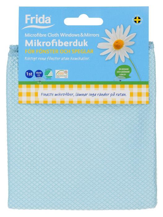 Fönsterduk Mikrofiber