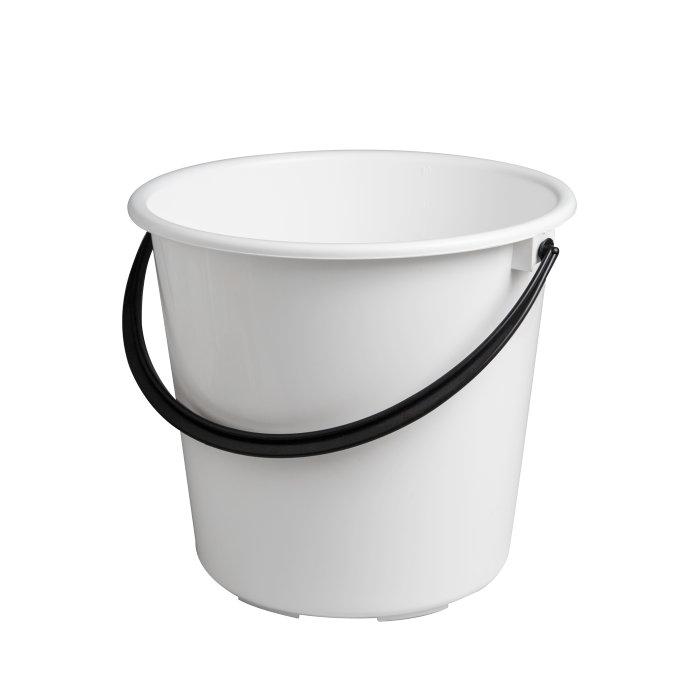 Gulvspand - hvid - 10 liter