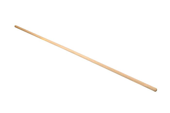 Kosteskaft træ 150 cm