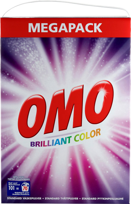 OMO Color vaskepulver