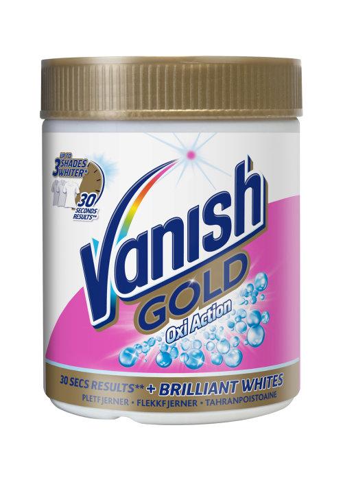 Vanish Gold White - pulver