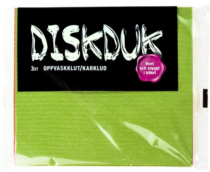 Disktrasa 3-pack