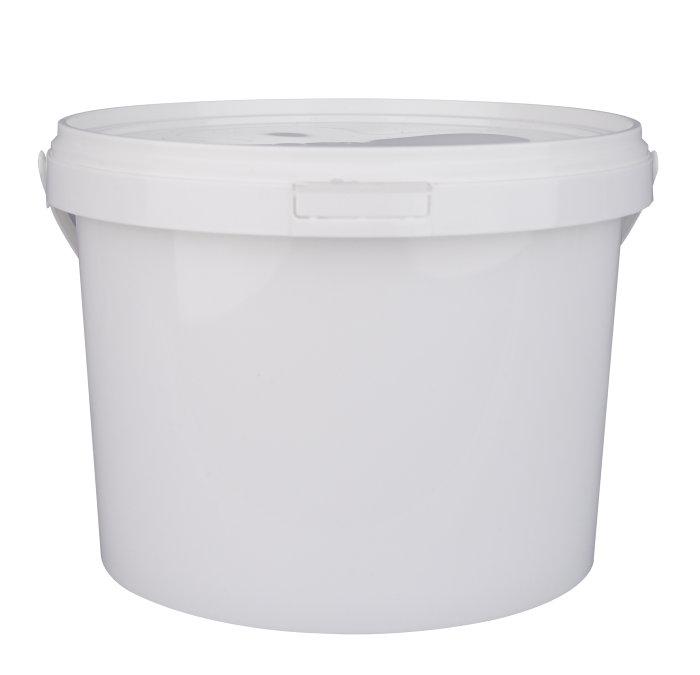Plastikspand med låg 3 liter