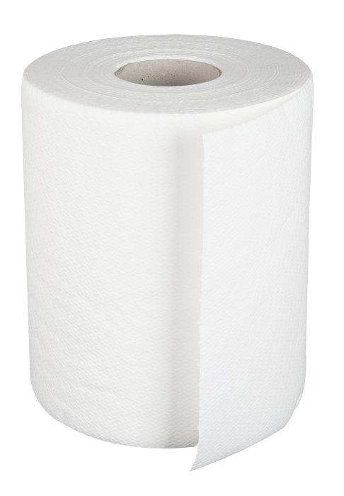 Aftørringspapir til papirholder