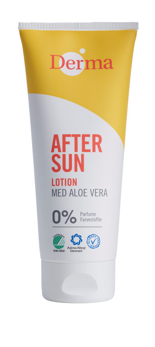 Derma Aftersunlotion 200 ml