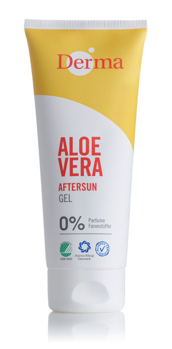 Derma Aftersun Aloe Vera Gel 200 ml