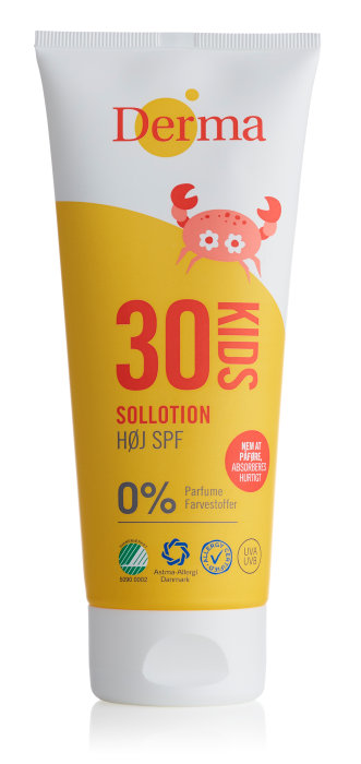 Derma Kids Sollotion SPF30 200 ml